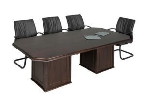 veneer boardroom table